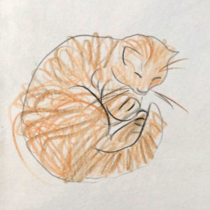 FRanziska GUettler_C5 | Zeichnung, 2014