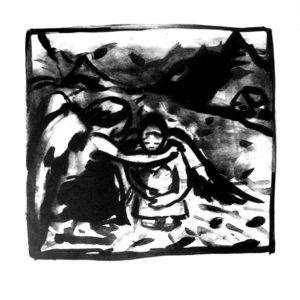 GESCHWISTER | Lithographie, 2005