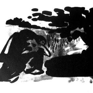 SAUM | Lithographie, 2005