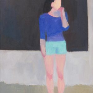 Franziska Guettler_LUCHTER IV | 18 × 24 cm, Öl auf Leinwand, 2015