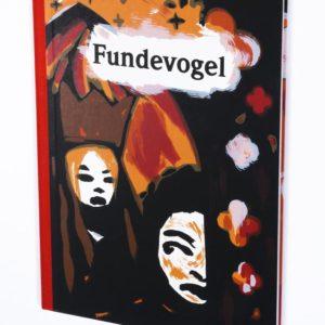 Buch Fundevogel | Märchen der Gebrüder Grimm. Siebdruck, 8farbig. 40 × 30 cm. 2004