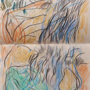 Luz 6 | Zeichnung, 2017