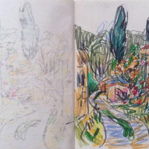 Franziska Guettler_C18_Zeichnung_2014