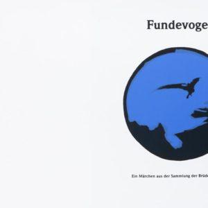 Märchen | Seite aus: Fundevogel. Märchen der Gebrüder Grimm. Siebdruck, 8farbig. 40 × 30 cm. 2004