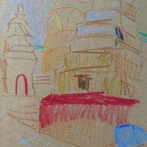 Franziska Guettler_kathmandula12_Zeichnung_2012