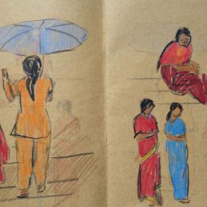 Franziska Guettler_kathmandula7_Zeichnung_2012