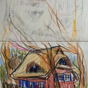 THING5 | Zeichnung, 2012