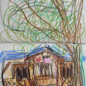 Franziska Guettler SPRING10 | Zeichnung, 2013
