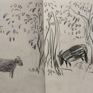 Franziska Guettler_veda2_Zeichnung_2015