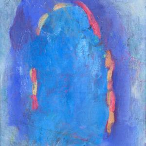 MARIA | 70 × 60 cm, Öl auf Leinwand, 2018