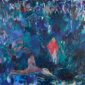 REFRAIN | 170 × 190 cm, Öl auf Leinwand, 2018