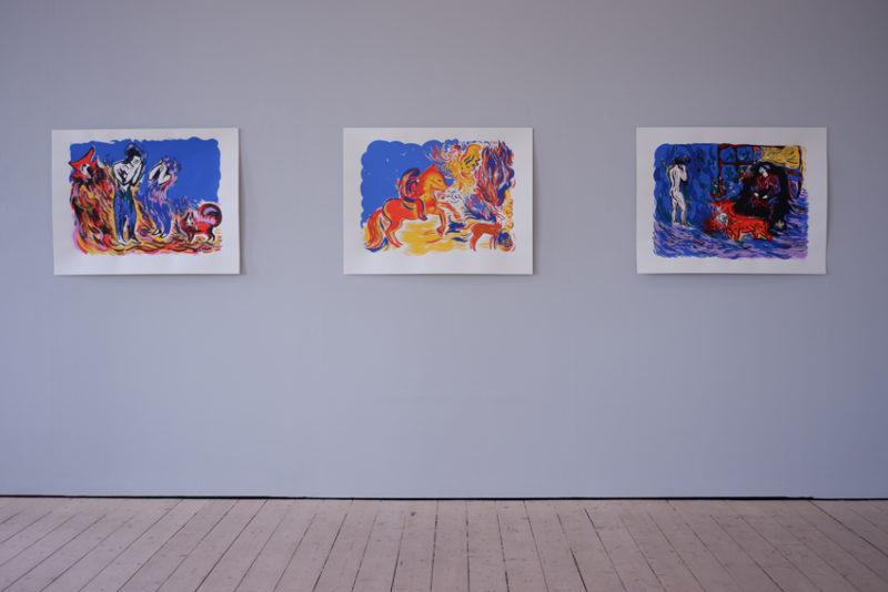 ABKLATSCH | Galerie Ritter 2019