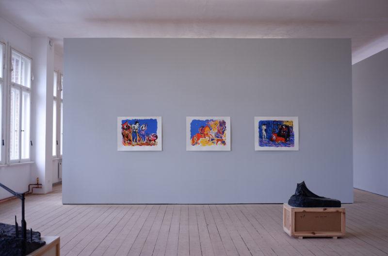 ABKLATSCH2 | Galerie Ritter 2019