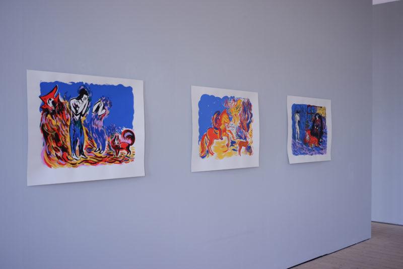 ABKLATSCH4 | Galerie Ritter 2019