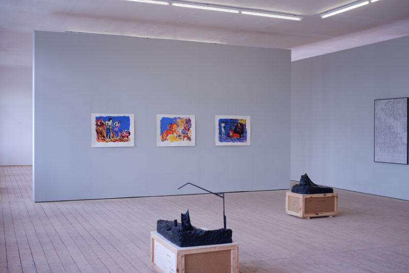 ABKLATSCH5 | Galerie Ritter 2019