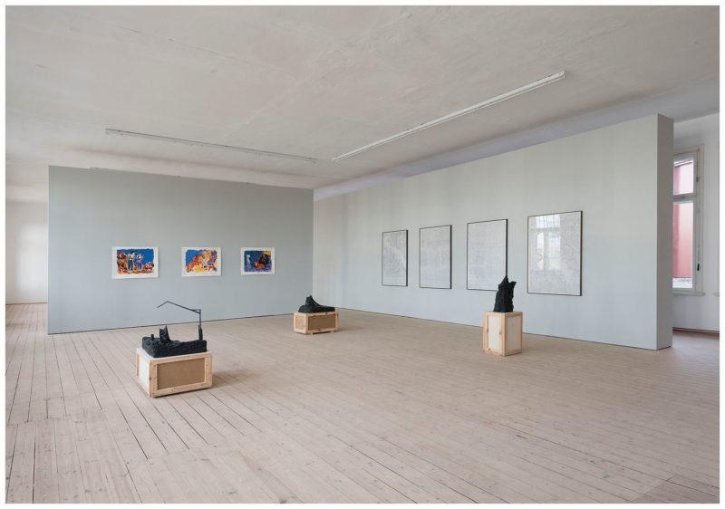 ABKLATSCH_II | Galerie Markus Ritter, 2019